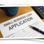 Preparing a loan application for a franchise